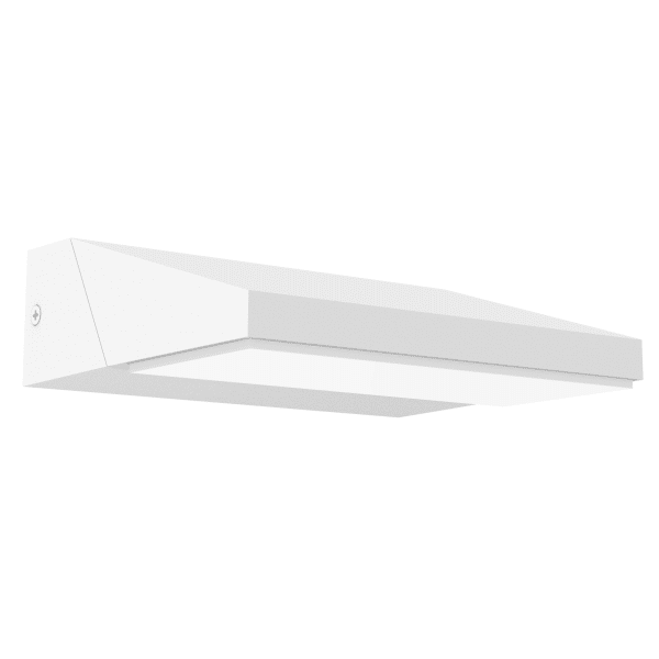 Plana Exterior LED Adjustable Wedge Wall Lights -