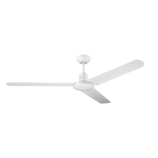 "Hunter Pacific Tradey White 48"" 3 Blade Ceiling Fan -"