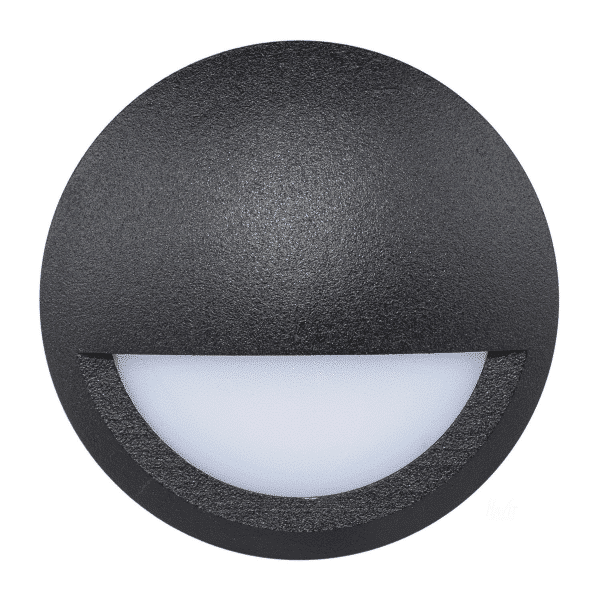 Nava LED Step Light with Eyelid -