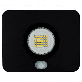 Leana LED Slimline Floodlight with Sensor