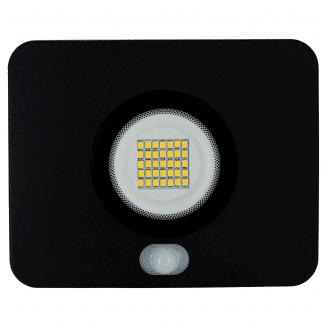 Leana LED Slimline Floodlight with Sensor