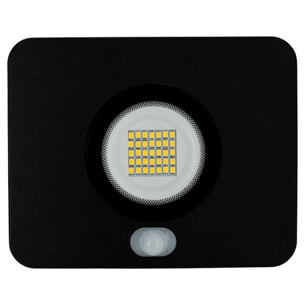 Leana LED Slimline Floodlight with Sensor -