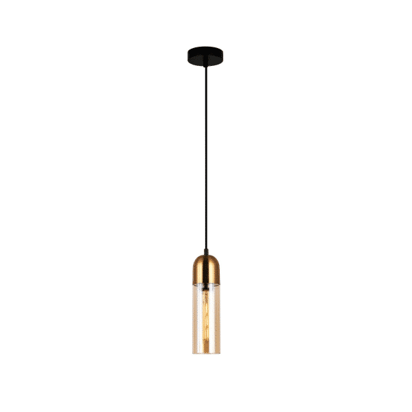 Pastille Round Top Cylinder Pendant Light -