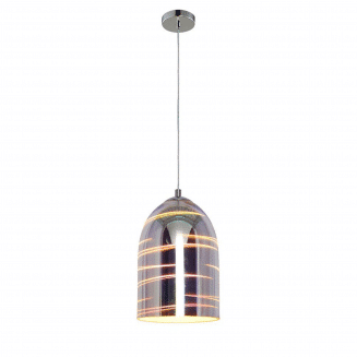 Vesta Chrome Pendant Light