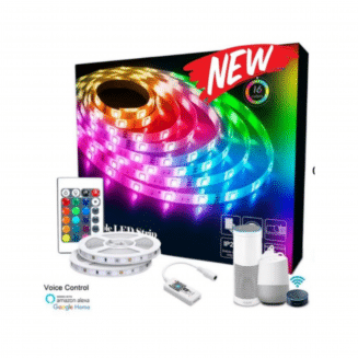 D.I.Y. Flexible LED Strip RGB Light Kit
