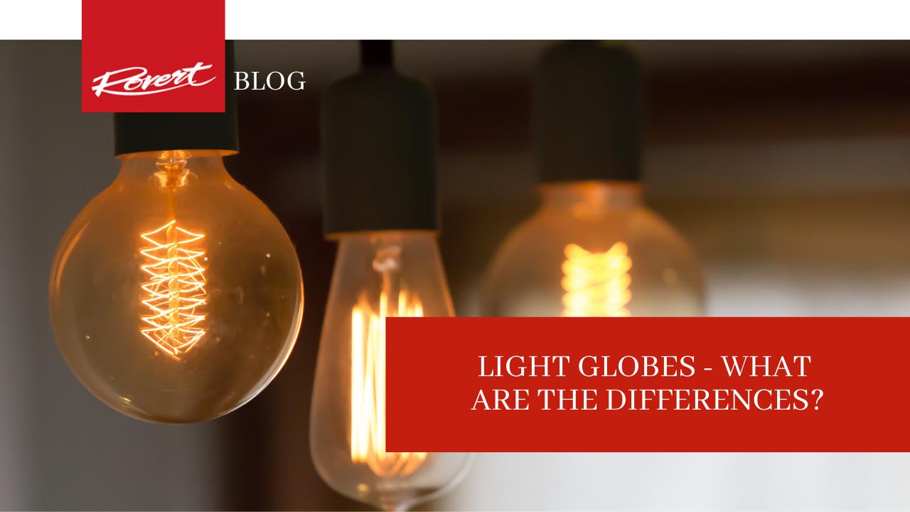 Light Globes main