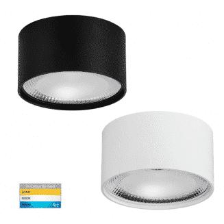 Nella LED Surface Mounted Large Downlight