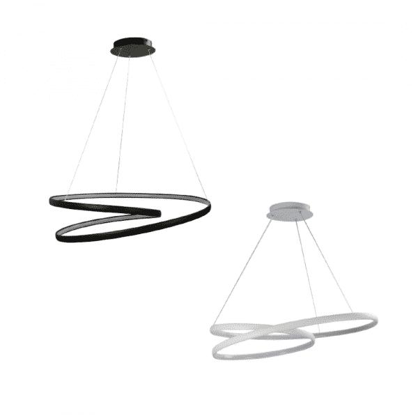 Infinity LED Pendant Light